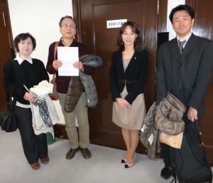 20131211京都市会無所属清水ゆう子